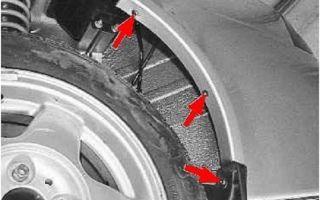 Как снять передний бампер на Лада Приора: пошаговая инструкция