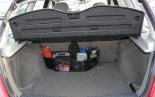 Объем багажника лады калина универсал в литрах: технические характеристики