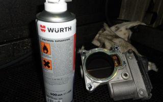 Чистка дроссельной заслонки ВАЗ-2114 своими руками: пошаговая инструкция