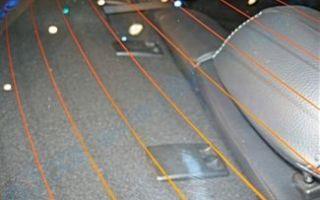 Обогрев заднего стекла ВАЗ-2106 своими руками: пошаговая инструкция