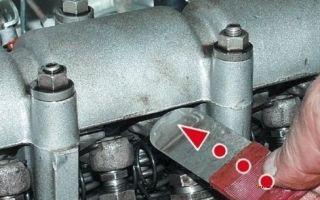 Регулировка клапанов ВАЗ-2105 своими руками: инструкция