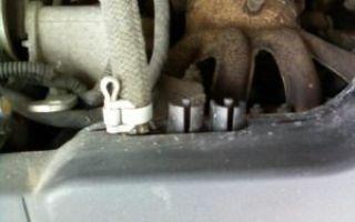 Лада приора троит на холодную и мигает чек: причины, ремонт