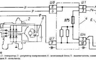 Почему генератор не дает зарядку на ваз 2109 и его ремонт