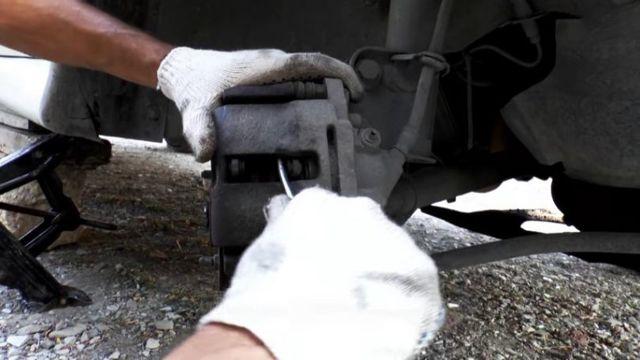 Замена ступичного подшипника на ВАЗ 2110 своими руками: видео