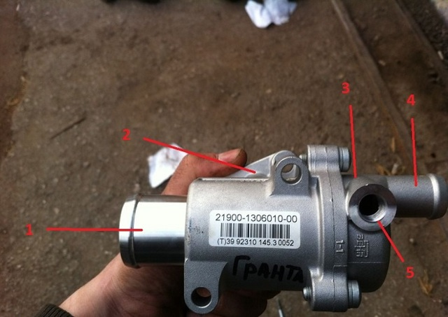Переделка термостата Лады Гранта на 92 градуса своими руками: видеоинструкция