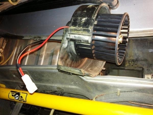 Как снять вентилятор печки ВАЗ 2114 своими руками: видео