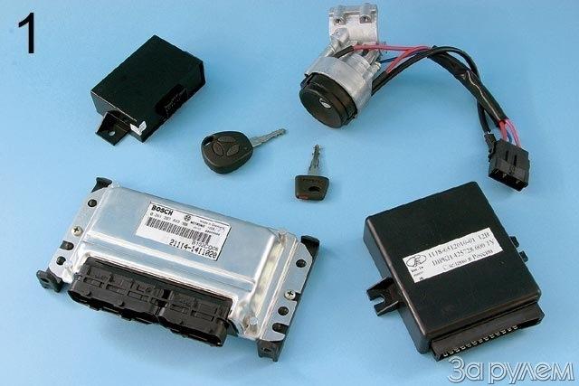 Как отключить иммобилайзер на ВАЗ 2114 своими руками: видеоинструкция