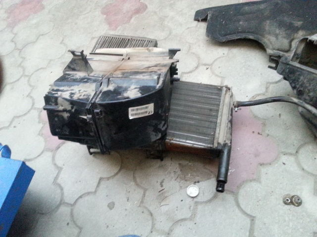 Замена радиатора печки ВАЗ-2112 старого и нового образца своими руками: инструкция