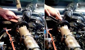 Замена маслосъемных колпачков ВАЗ 2107: пошаговая видеоинструкция