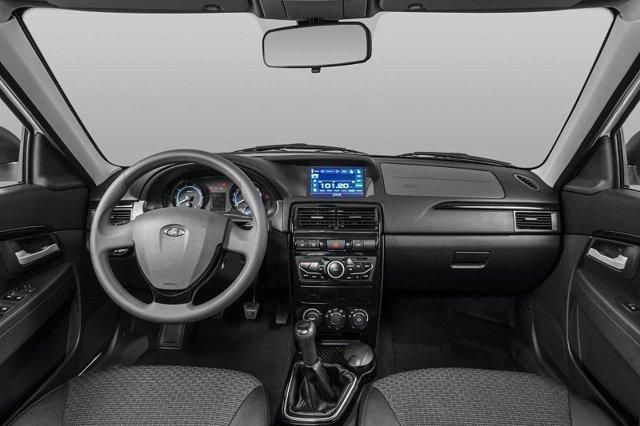 Лада Приора 2016 года в новом кузове: комплектации и цены, фото