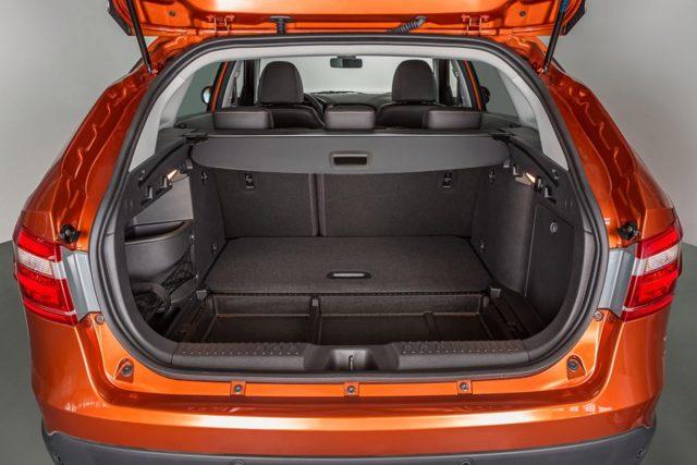 Какой объем багажника у Лада Веста: технические характеристики