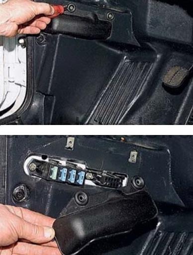 Электрическая схема ВАЗ 21214 Нива инжектор с описанием