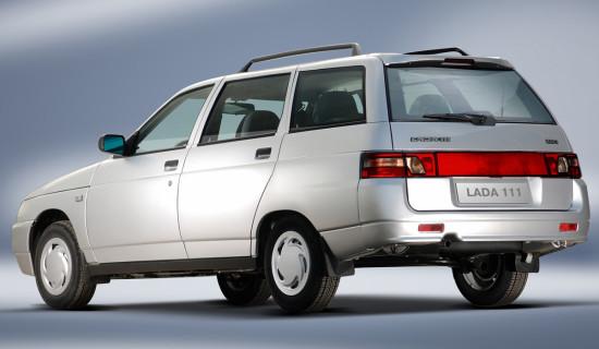 Габариты ВАЗ 2111 универсал: размеры