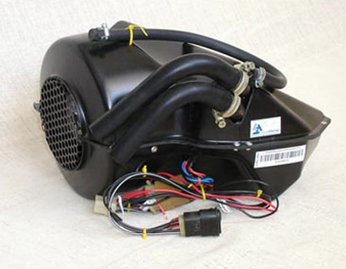 Печка не дует в ноги на ВАЗ-2110 или дует плохо: что делать?