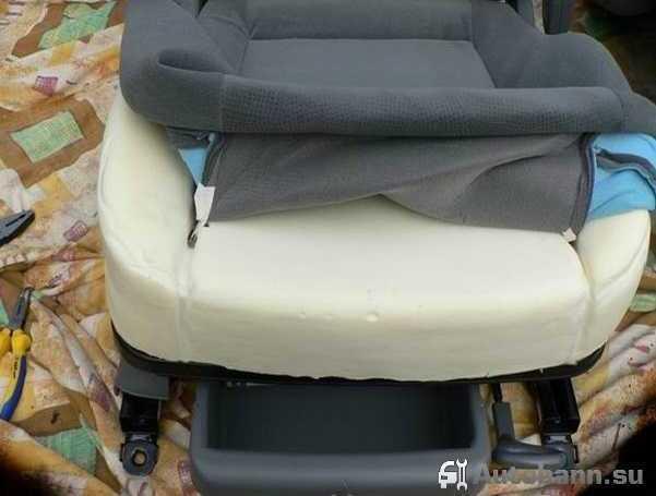 Подогрев сидений на Ладе Приора своими руками: видеоинструкция