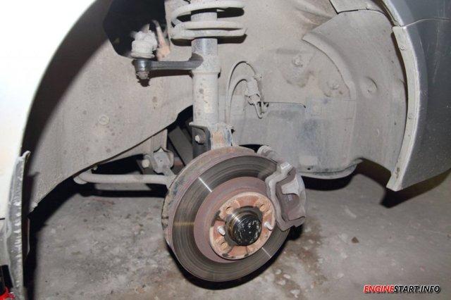 Передняя подвеска Лада Приора: схема, устройство, тюнинг