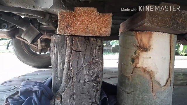 Снятие коробки передач ВАЗ 2109: пошаговая видеоинструкция