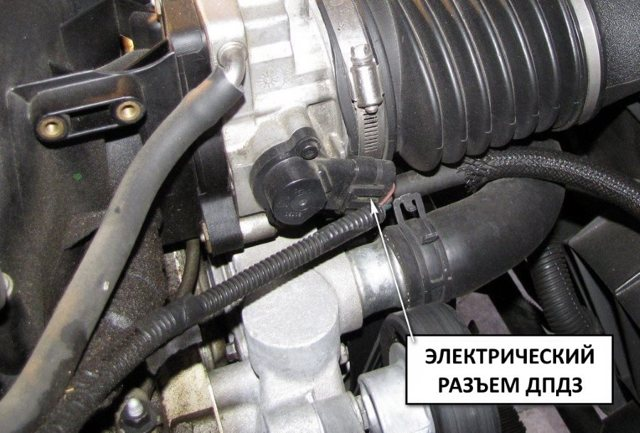 Признаки неисправности ДПДЗ ВАЗ-2110 и как их проверить?