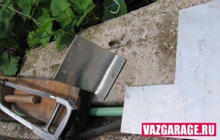 Установка подлокотника на ВАЗ 2107