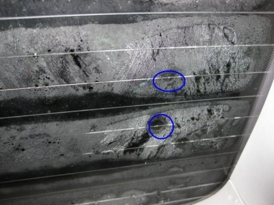 Не работает обогрев заднего стекла ВАЗ 2115: что делать и как отремонтировать?
