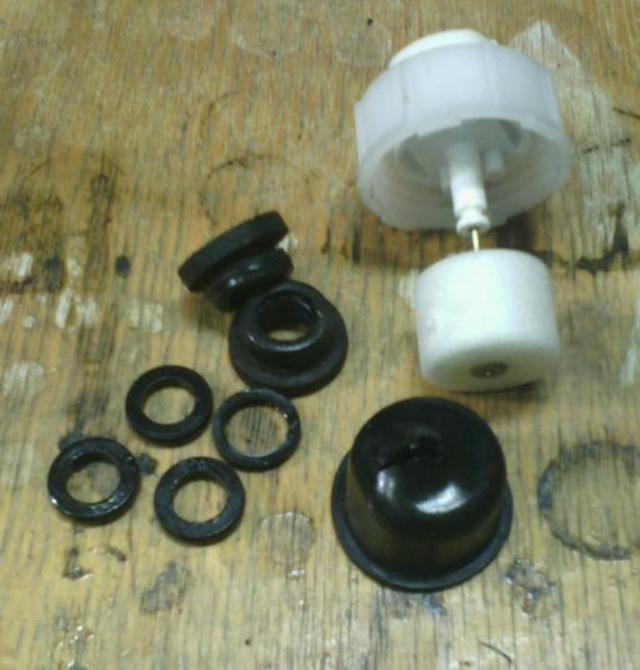 Тормозная система ВАЗ 2109: схема, прокачка, ремонт