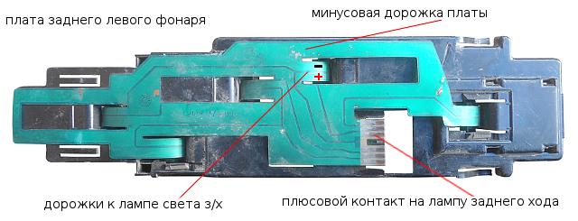 Датчик заднего хода ВАЗ 2109: где находится, схема, замена