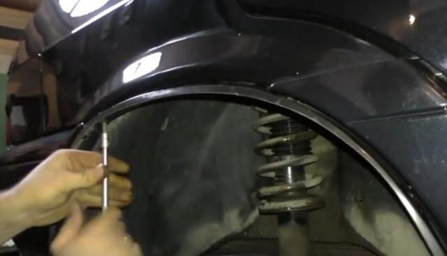 Замена переднего и заднего бампера на ВАЗ-2114 - фото и видео
