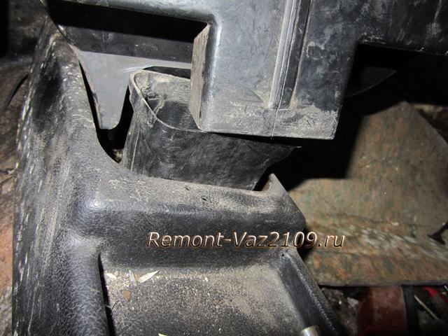 Замена радиатора печки ВАЗ 2109 (высокая и низкая панель): видео инструкция