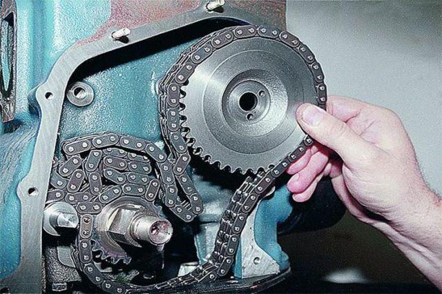 Замена успокоителя цепи ВАЗ-2107 своими руками: пошаговая видеоинструкция