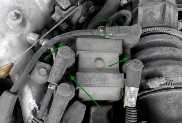 Пошаговая замена маслосъемных колпачков ВАЗ-2110 8 и 16 клапанов