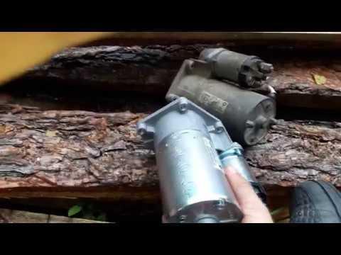 Как снять стартер Нивы Шевроле своими руками: видеоинструкция