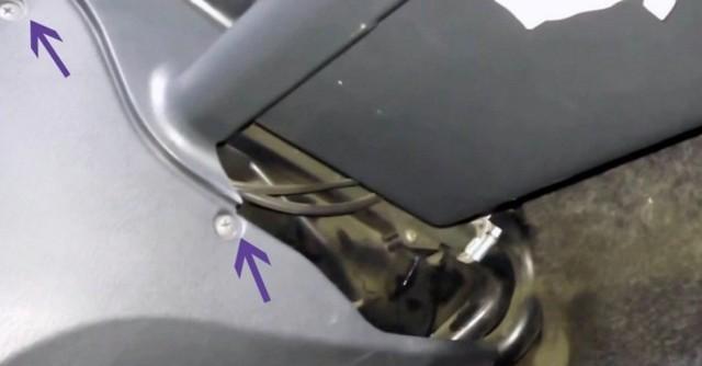 Замена крана печки ВАЗ-2109 высокая и низкая панель: инструкция