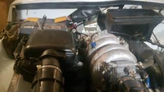 Самостоятельная доработка двигателя на Шевроле Нива