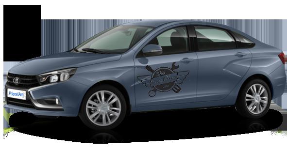 Какое давление в шинах в автомобиле Лада Веста: технические параметры