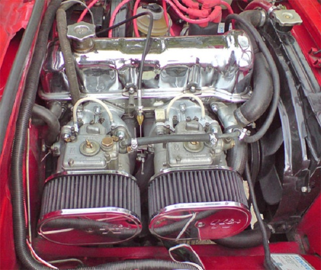 Объем двигателя ВАЗ-2103: технические характеристики