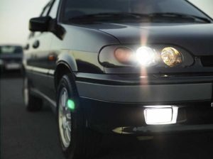 Как улучшить свет фар на ВАЗ 2114 своими руками: рекомендации
