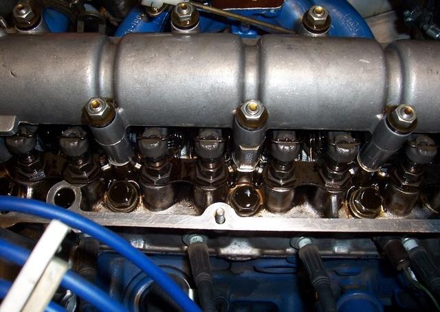 Порядок регулировки клапанов ВАЗ-2101: схема, таблица