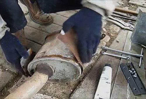 Замена резонатора ВАЗ 2115 своими руками: видеоинструкция