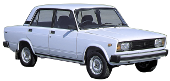 Расход топлива на 100 км на ВАЗ-2105: показатели