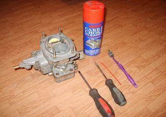 Как правильно почистить и промыть карбюратор?
