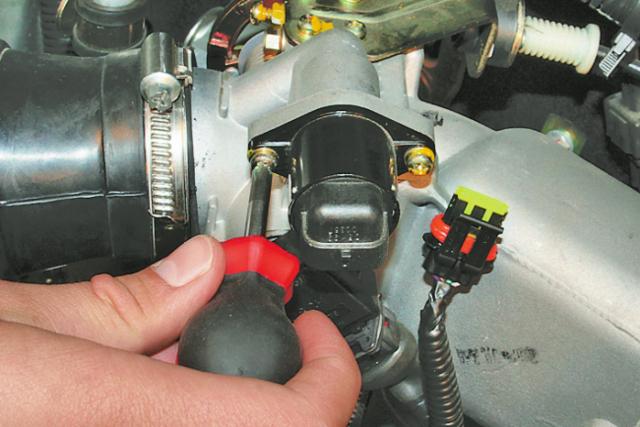 Замена датчика холостого хода на ВАЗ 2114 инжектор: видео инструкция