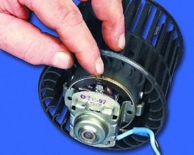Не работает вентилятор печки ВАЗ-2112: причины, ремонт