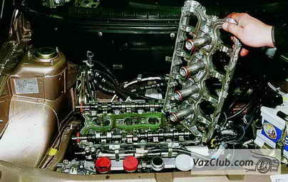 Ремонт ВАЗ-2112 16 клапанов: замена гидрокомпенсаторов
