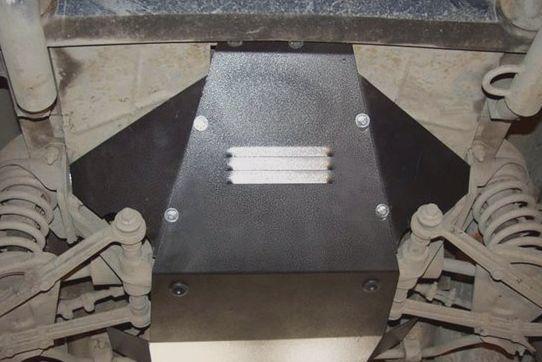 Какие защиты бампера Нива Шевроле существуют и как их устанавливать?