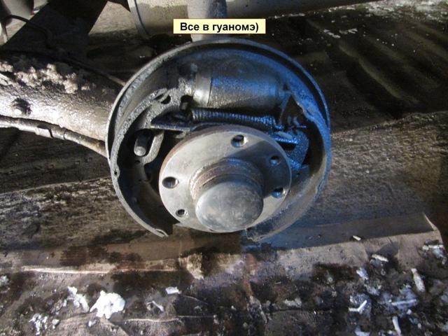Замена задних тормозных колодок на Лада Калина: видео инструкция