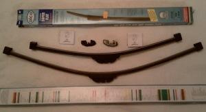 Размер дворников Лады Гранта: технические характеристики