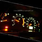 Тюнинг панели приборов ВАЗ-2110 своими руками: инструкция с фото и видео
