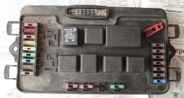 Не горит панель приборов ВАЗ 2114: причины неисправности