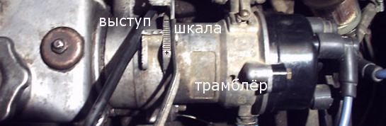 Регулировка зажигания ВАЗ-2109 карбюратор: пошаговая видеоинструкция