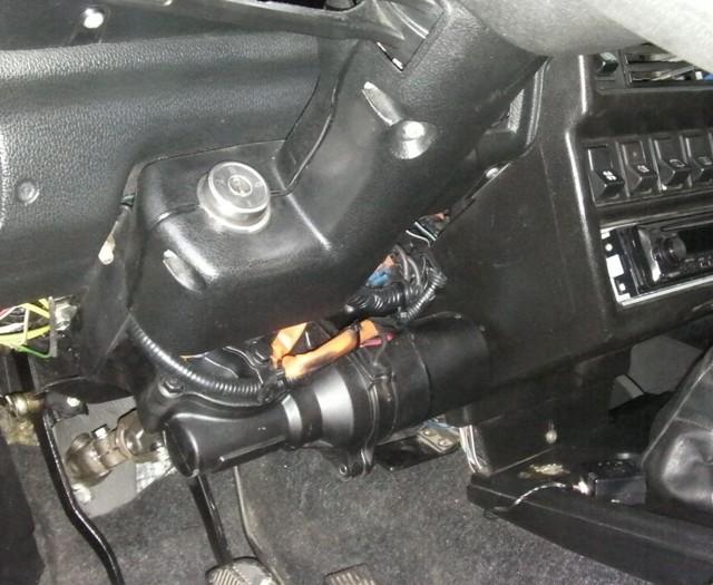 Гидроусилитель руля на ВАЗ 2107: инструкция по монтажу